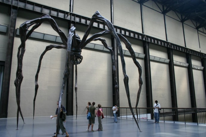 louise-bourgeois-maman-in-the-turbine-hall